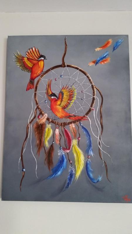 LE DERNIER Né : rêve de plumes